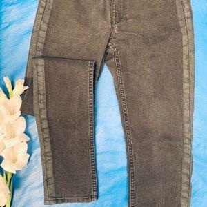 Jeans black skinny